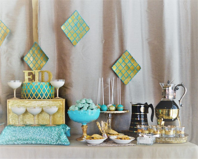 Eid Inspirational Table