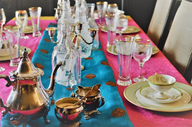 Formal Table
