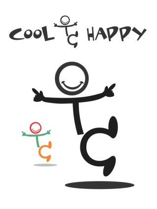 cool and happy