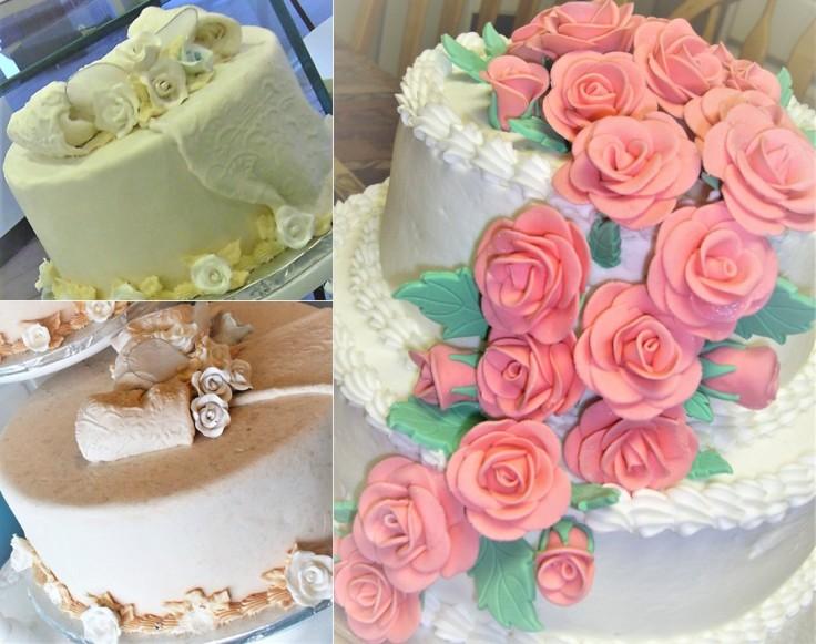 OTC wedding cake