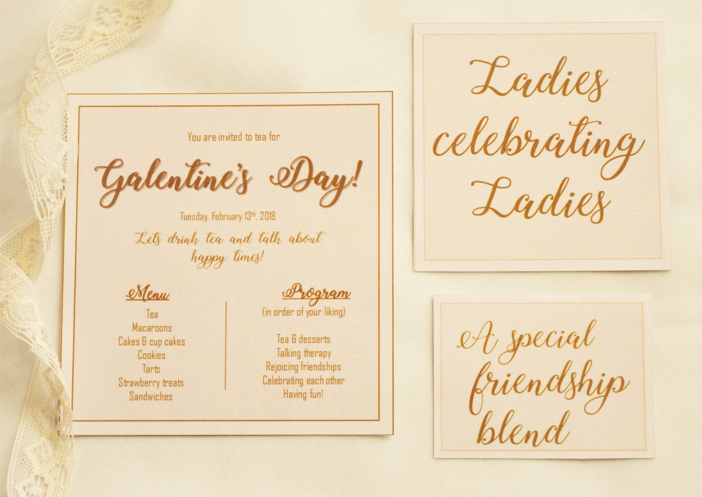 Quotes About Tea And Friendship Galentine's Invite And Printables  Tea Crockery